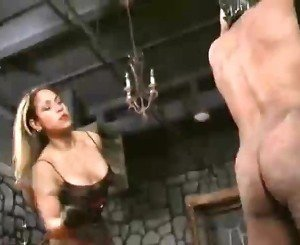 Ruthless Vixens 151  Flogging
