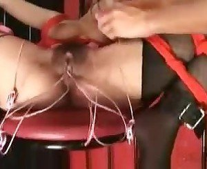 Japanese BDSM tied up girl Vol3 12