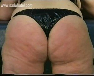 Old german dirty slave with big ass and large tits got hit w