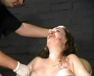 Pussy Punishment To Tears of Nimue