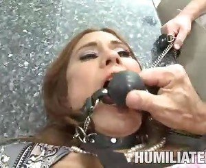 Housewife Shiela Marie gets humiliated