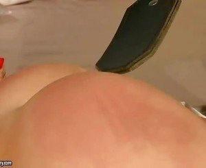 Sexslave gets fucked rough