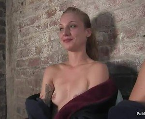 Punishing an alluring sex slave