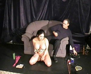 Oriental BDSM and Pain