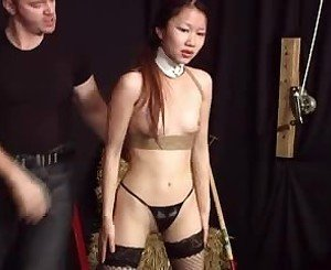 Asian Babe Bound and Punished, Free MILF Porn 06: