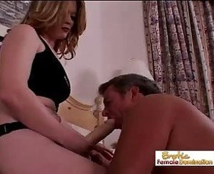 Older Man Dominated by His Wife, Free Porn 5f: