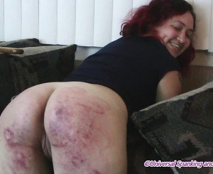 She Craves a Spanking, Free Amateur Porn Video 96:
