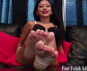Pamper My Perfectly Pedicured Feet, Free Porn a9: