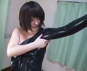 Japanese Latex Catsuit 34, Free Asian Porn e9: