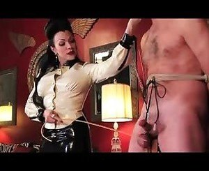 Mistress - CBT Hoe: Free BDSM Porn Video ee -