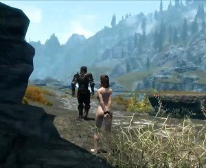 Perils of Escaped Skyrim Slavegirl 19, HD Porn 2a: