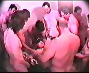 12 Cock Gang Bang 2: Free MILF Porn Video 14 -