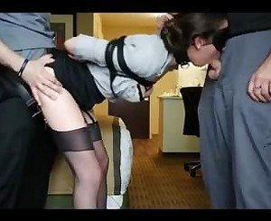 Tied Whore Used: Free BDSM Porn Video aa -