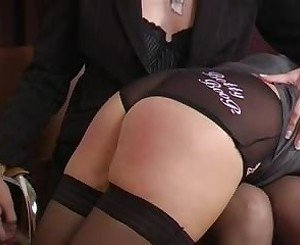 Two Girls Spanked Hard, Free BDSM Porn Video 51: