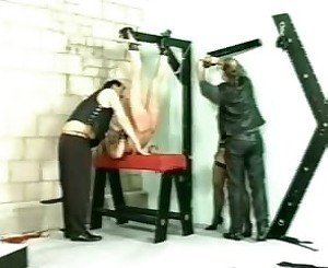 Vintage Double Slave Pain 3 of 3, Free Porn b6: