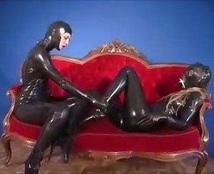 Latex Play V: Free BDSM Porn Video 46 -