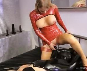 Lady Estelle - Mouth Gag Fuck, Free BDSM Porn 26: