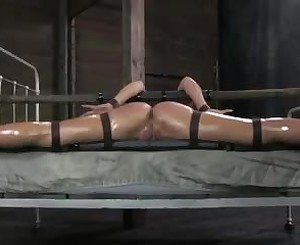 BDSM Fuck on Bed: Free Hardcore Porn Video d3 -