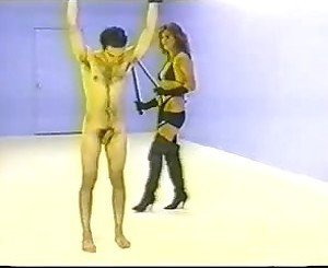 Mistress Alex Whips David, Free BDSM Porn 3a: