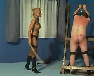 Caning and Whipping by Mistress Gitta, Porn 59:
