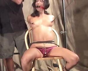 Bound Big Nipple Slut, Free MILF Porn Video d6: