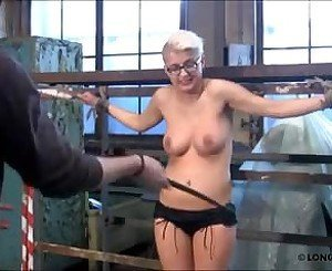New Face on the Stage Sasha, Free BDSM Porn 21: