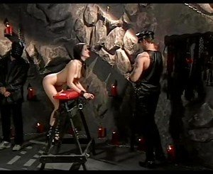 Blonde and Brunette in Dungeon, Free Teen Porn f7: