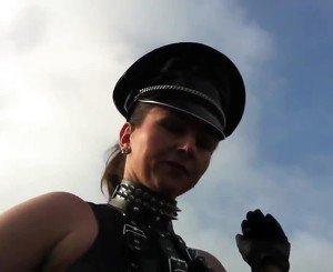 Leather Domina: Free Mature HD Porn Video 69 -