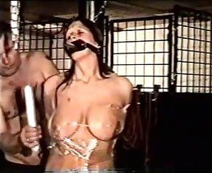 Torture in Shrinkfoil, Free Amateur Porn Video 75: