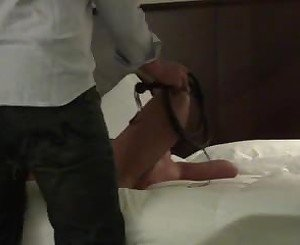Hitting Her There: Free BDSM Porn Video e1 -