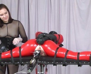 BDSM Fucking Machine: Bondage HD Porn Video 33 -