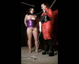 Walking the Hitachi Rope, Free BDSM Porn Video 1c: