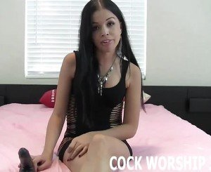 Lets Work on Your Cock Sucking Skills, HD Porn ab: