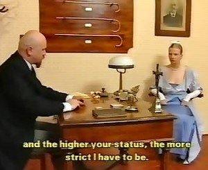 Bald Teacher Spanked Lady, Free Vintage Porn af: