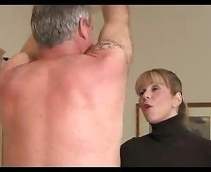 Tied up: Free BDSM & Spanking Porn Video 23 -