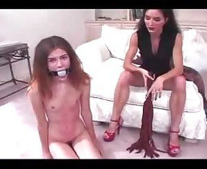 Mistress Disciplines Innocent Girl, Free Porn 90:
