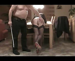 Homemade Spanking Caning 2, Free BDSM Porn 1a: