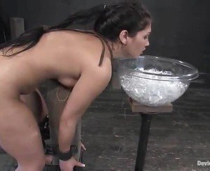 Jade Indica Appreciates Being Tortured In Cute Sadism Mov