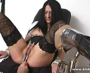 Sounding and Pussy Punishment, Free BDSM Porn 9d: