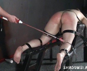 Dabbler Serf Jannas Electro Pain Enjoyment Nightmare And Cattle Prod Torture In Private English Dungeon Of Busty British Submissive