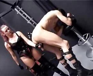Mistress Enjoys Using Her Doggy, Free Porn 9d:
