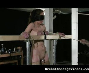 Tit Torment And Whipping