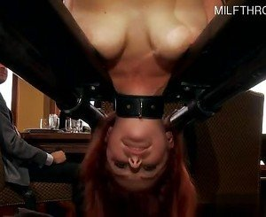 Hot slaves in wild anal