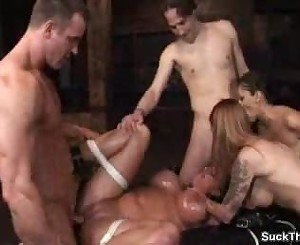 Massive Load Orgy Party