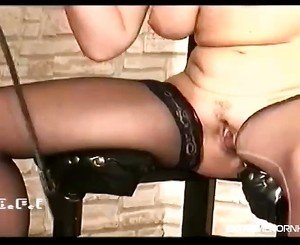 Pleasing master with slave blowjob