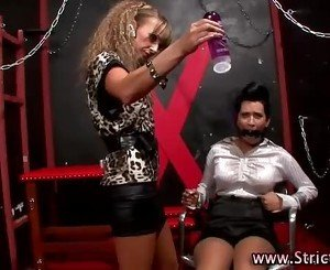 Watch lezdom mistresses dominate