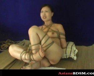 Sexy amateur Chinese torture p2