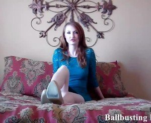 It is time for a brutal ballbusting