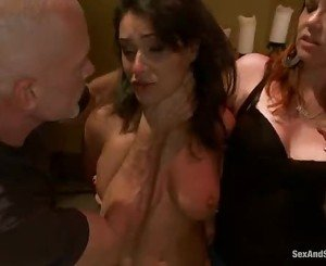 Sizzling Charley Chase gobbles down these dicks