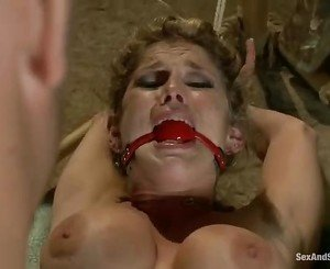 Her Master fucks Felony raw and blasts her mouth full of hot...